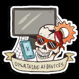 Opsætning af device